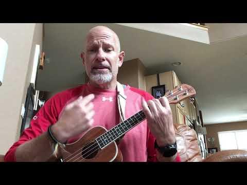 Tom Petty Yer So Bad Ukulele Cover Ukechallenge6of52