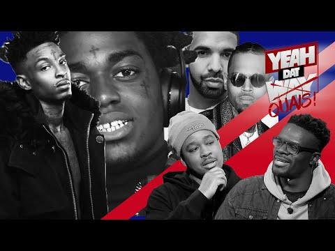 Kodak Black/21 Savage, la réconciliation de Chris Brown et Drake, les artistes à suivre cette année