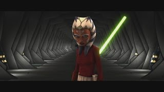 Download Video Star Wars: The Clone Wars - Ahsoka Tano & Anakin Skywalker vs. Cad Bane [1080p] MP3 3GP MP4