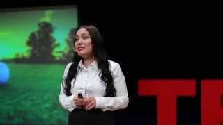 Comment faire le premier pas vers une nouvelle vie | Larisa Parfentieva | TEDxBaumanSt