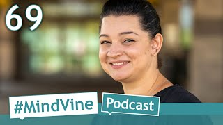 #MindVine Podcast Episode 69 -  Rachel Boutilier (Protecting Minds Series)