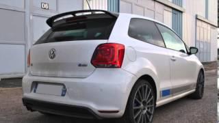 Accélération VW Polo WRC 2.0 TSI stage 1 Active Motion : 30 - 230km/h