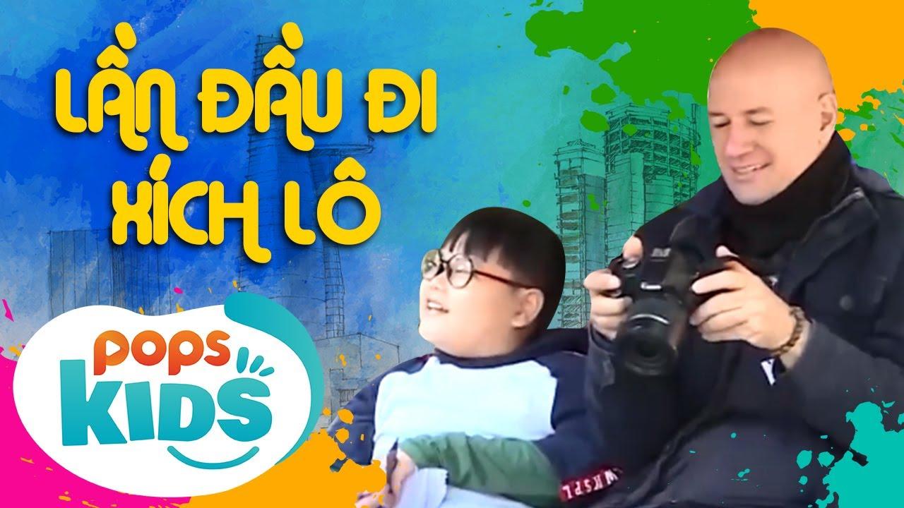 Api Phiêu Lưu Ký Tập 3 - Lần đầu đi xích lô & ăn ô mai tại phố cổ Hà Nội