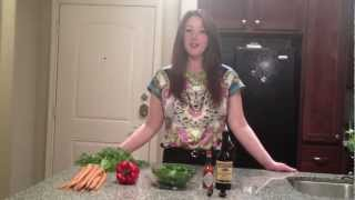 Vegetables for Eye Health with Smoothie Recipe