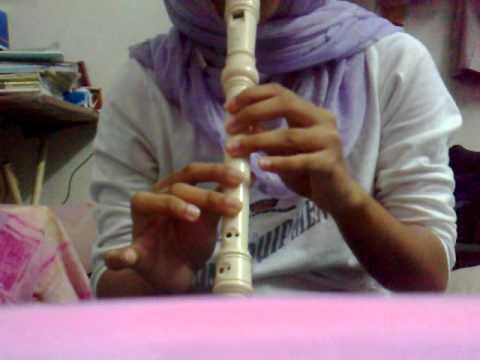 Recorder Ombak Rindu By Royati