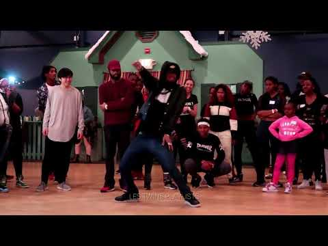 Les Twins -Timbaland ft. Money - Fantasy (CLEAR AUDIO)