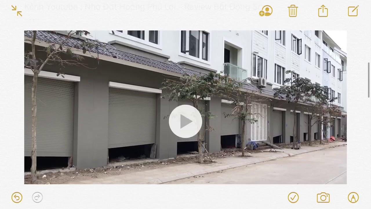 Review bất động sản – Liền kề Geleximco khu B diện tích 60m2 giá rẻ nhất thị trường