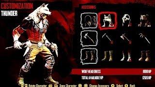 Killer Instinct (Xbox One) - Thunder аксессуары(Важная Информация... Помогайте продвигать видео в массы не забывайте ставить