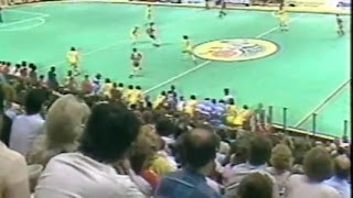 cleveland force fans pack the richfield coliseum for final home game of 1985 86 season