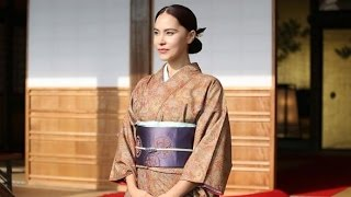 มาช่า วัฒนพานิช ใส่กิโมโน ทำงานที่เมืองเซนได ถ่ายละครคู่ เคน ยามามูระ