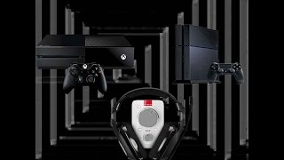 How to use Astro A40 TR Headsets + MixAmp w/ both Xbox One and PS4