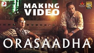 7Up Madras Gig Orasaadha Making Vivek - Mervin.mp3