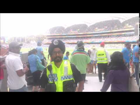 First Sikh Police Officer Adelaide ,Australia