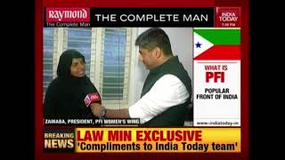 #OperationsConversionFactory: Zainaba's Confessions Prove NIA's Allegations On PFI Right