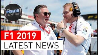 WEEKLY FORMULA 1 NEWS (25 JUNE 2019)
