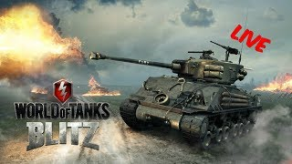 World of Tanks Blitz  - LIVE