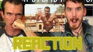 SULTAN - Salman Khan -  TRAILER REACTION !!!