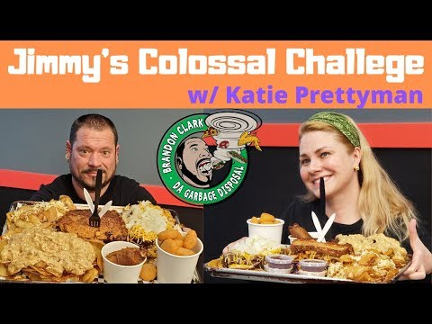 Jimmy's Colossal Challenge | Jimmy Peppers