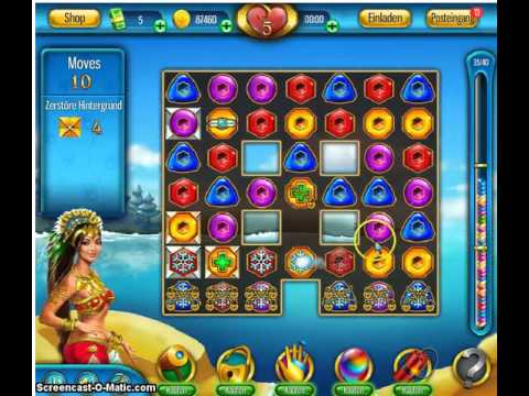 Lost Jewels Level 154 ohne Hilfen #Lost #Jewels #Game #Facebook