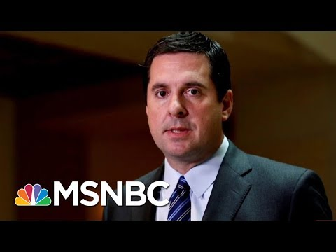 Should Devin Nunes Be Looked At For Obstructing Investigation? | Morning Joe | MSNBC