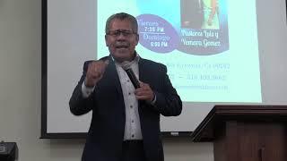 Pastor. Luis Omar Gómez. Parte 1.