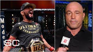 Joe Rogan Recaps UFC 255 | SportsCenter