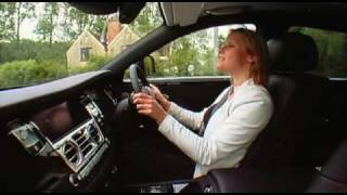 Fifth Gear Rolls Royce Ghost review