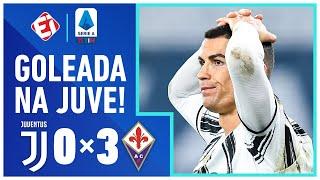 ENTRADA CRIMINOSA E SHOW DE RIBERY MARCAM GOLEADA DA FIORENTINA NA JUVE - Juventus 0 x 3 Fiorentina