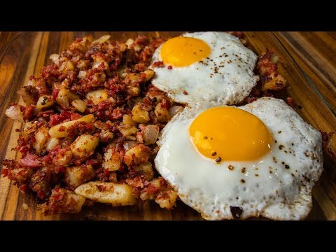 Corned Beef Hash Recipe. How to Make Corned Beef Hash