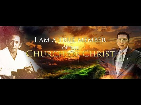 [2017.08.05] Group Prayer Meeting (Tagalog) - Bro. Lowell Menorca II
