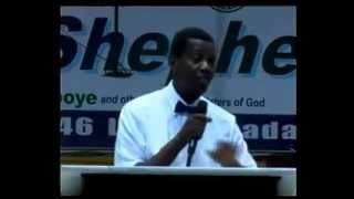 Defender of the Defenceless - Pastor E.A. Adeboye