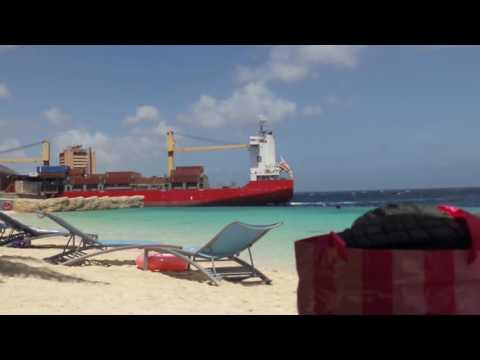 Renaissance Curacao Resort & Casino Salt Water Pool
