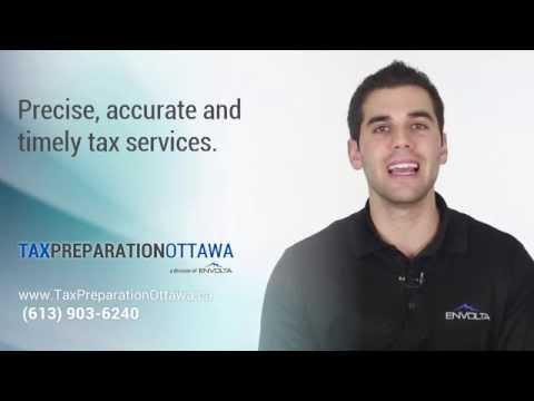 Tax Preparation Help in Ottawa - Tax Return Filing