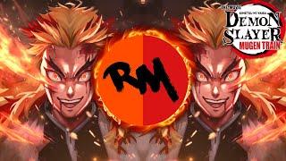 Demon Slayer Mugen Train: Rengoku 9th Form (Trap Cover)