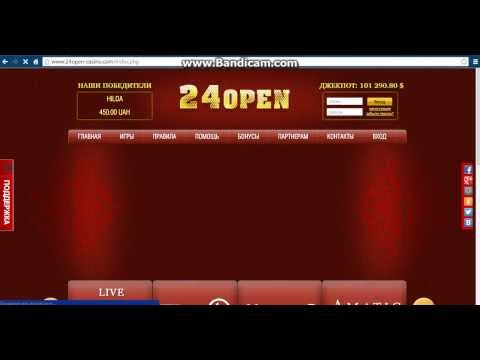 24open-casino
