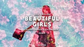 Sean Kingston - Beautiful Girls (Aaron Kennedy &um Reid Remix)