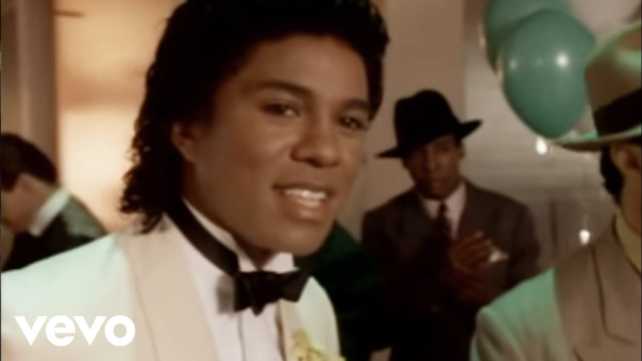Jermaine Jackson  Pia Zadora When The Rain Begins To Fall