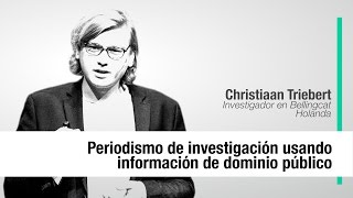 Periodismo de investigación usando información de dominio público 1/3