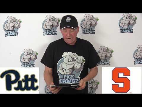 Syracuse vs Pitt 1/25/20 Free College Basketball Pick and Prediction CBB Betting Tips