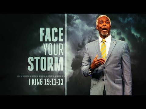 Face Your Storm | Bishop Dale C. Bronner | Word of Faith Family Worship Cathedral