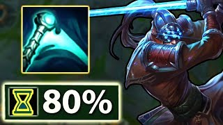 What Happens When You Get MASTER YI + ESSENCE REAVER ON URF!