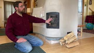 Masonry Heater Basics: How a Masonry Stove works