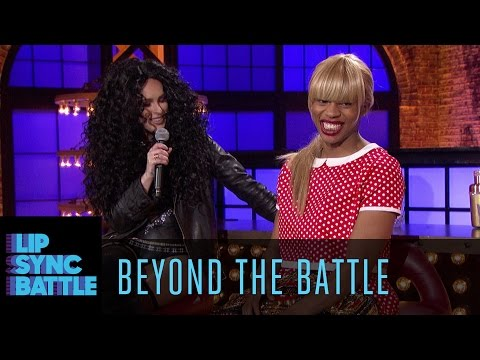 Beyond the Battle with Rumer Willis & Bryshere Gray Yazz the Greatest  Lip Sync Battle