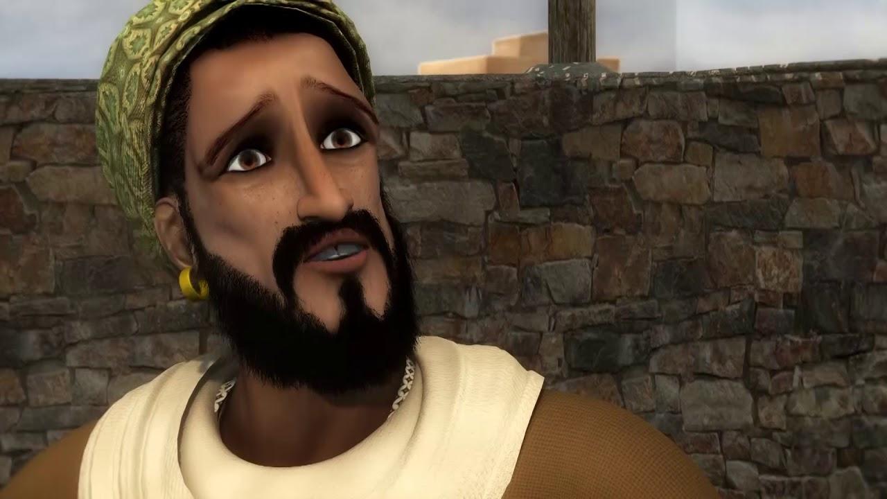 اسلام عكرمة على يد رسول الله عليه الصلاة والسلام ...  وبعدما امنه رسول الله