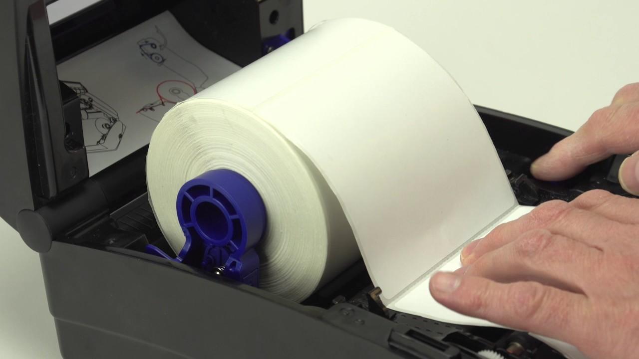 T400 Small Label Printer | Printronix Auto ID Compact Barcode Printer