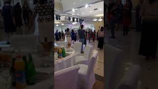 начало свадьбы в зале Ангел Ставрополь