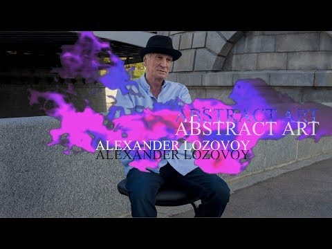 Abstract Art - Alexander Lozovoy