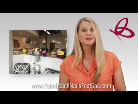 Manicure Pedicure West Palm Beach Florida