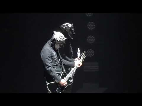 Ghost - Live in St. Paul MN - Xcel Energy Center 2017 (HD)