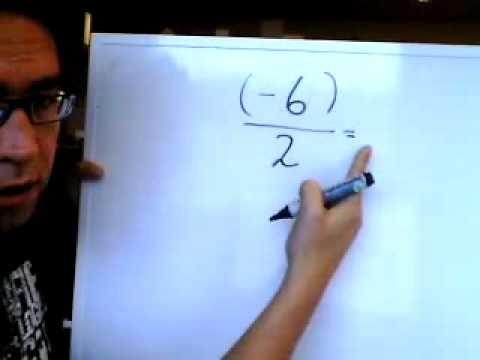 Matematik 1a 1b 1c A Räkneregler för negativa tal #mbo13mat01c